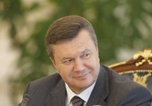 Янукович перепутал годовщины смерти и рождения Шевченко