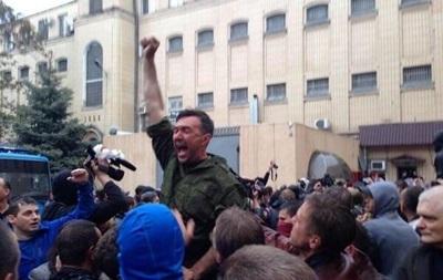 Новые протесты после трагедии в Одессе - репортаж BBC