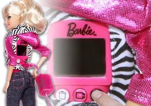 ФБР просит не покупать детям куклу Барби со скрытой видеокамерой