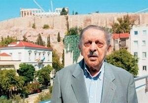 В Греции скончался легендарный герой-антифашист