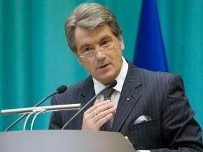 Ющенко призвал не перекладывать на него ответственность за ситуацию в Украине
