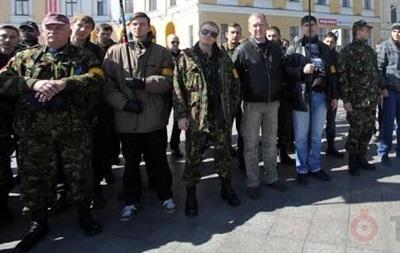 На Закарпатье формируют батальон самообороны