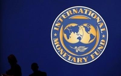 Украина получила первый транш от МВФ