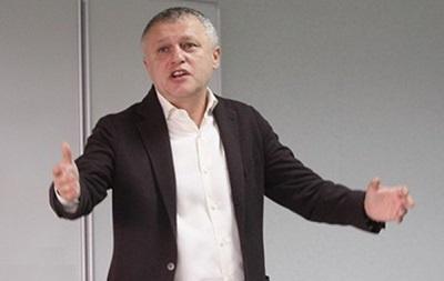 Президент Динамо: Не так легко сегодня заманить в Украину хорошего тренера