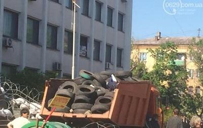 МВД подтвердило освобождение горсовета в Мариуполе