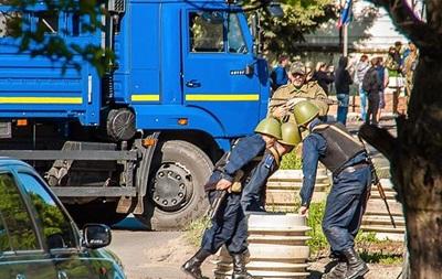 В Донецкой области эвакуированы работники налоговых инспекций