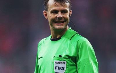 Решающий матч Лиги Чемпионов рассудит судья из Нидерландов
