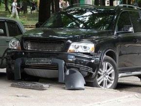 Одесская милиция рассматривает две версии взрыва автомобиля