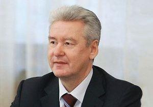 Путин принял отставку Собянина