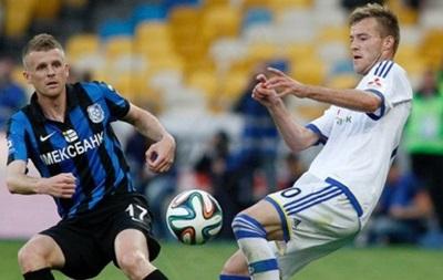 Динамо уверенно выходит в финал Кубка Украины