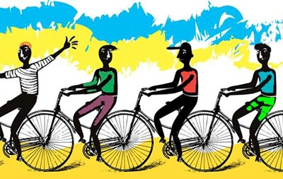 Велопробег Единства