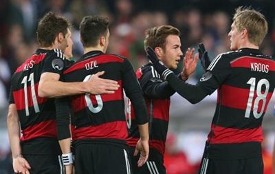 Германия огласила предварительный состав на ЧМ-2014