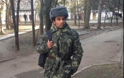 Пограничники задержали Беню-Антимайдана, прорывавшегося в Украину