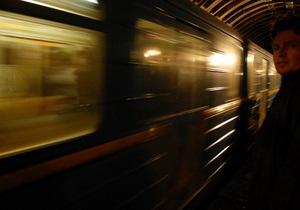 В ноябре в сторону новых станций киевского метро запустят пробный поезд