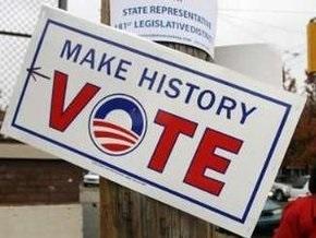 В США закрылись первые избирательные участки