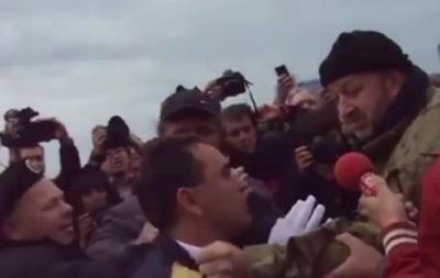 В Донецке напали на дирижера за исполнение гимна Украины