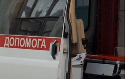 В Макеевке обстреляли реанимационный автомобиль - СМИ