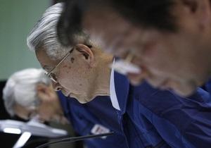 Руководство компании-оператора аварийной АЭС Фукусима уйдет в отставку
