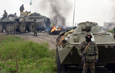 За все время АТО погибли девять военнослужащих - Минобороны
