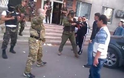 МВД Украины расследует убийство в Красноармейске