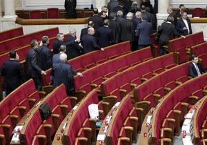 ВВС Україна: Кто примет бюджет-2013?