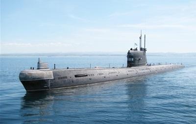 Субмарину Запорожье вернут Украине