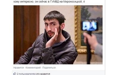 Суд в Харькове оставил под арестом антимайдановца Топаза – адвокат
