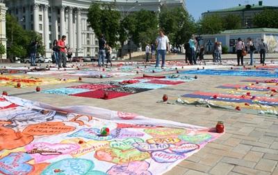 В Киеве почтут память умерших от СПИДа