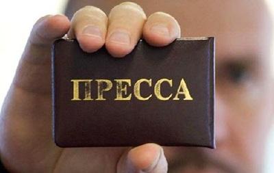 Украина побила рекорд по похищениям журналистов - Институт массовой информации