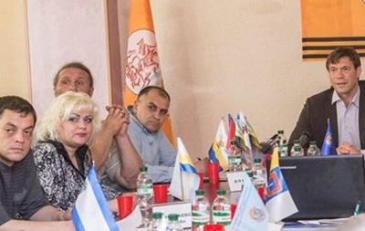 Движение  Юго-Восток  приняло резолюцию о суверенитете Донецкой и Луганской областей