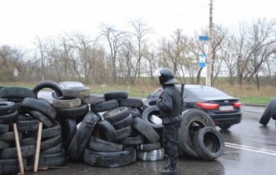 Вооруженные люди не выпустили футбольную команду из Краматорска