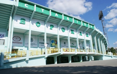 Стадион в Полтаве готовится принять финал Кубка Украины