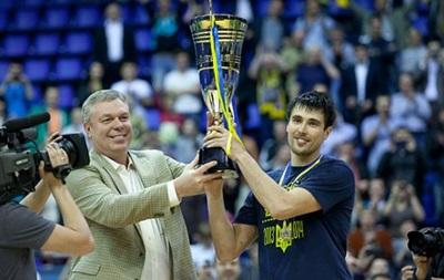 Будивельник завоевывает золотые медали чемпионата Украины