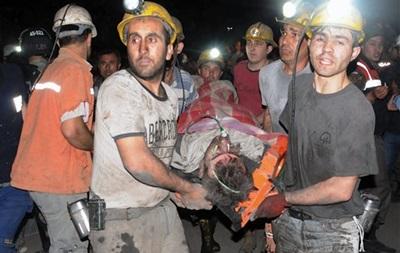 Число погибших при аварии на шахте в Турции возросло до 166 человек