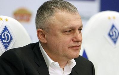 Суркис: Если в Украине умрет футбол, нам будет очень тяжело подняться с колен
