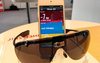 В Японии создали очки, определяющие степень усталости и сонливости