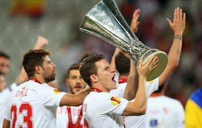 Севилья становится победителем Лиги Европы УЕФА сезона 2013/2014