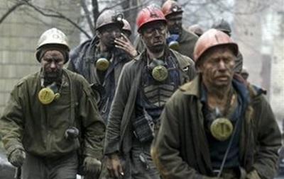 Донбасские шахтеры просят выдать им оружие