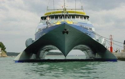 В Крыму намерены ликвидировать порты Феодосии и Евпатории