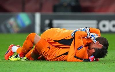 Фотогалерея: Бенфика проигрывает финал Лиги Европы Севилье