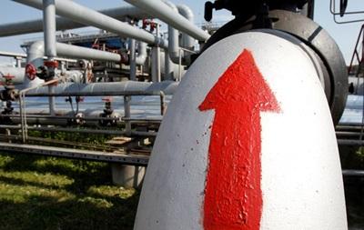Украина увеличит объемы реверса газа