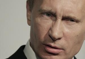 Путин о войне в Ливии: Никто не имеет права вмешиваться во внутриполитические конфликты