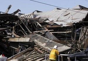 Жертвами взрыва газа в Лос-Анджелесе стали два человека