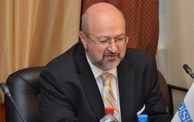 Заньер назначен генсеком ОБСЕ на три года