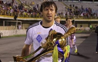 Фотогалерея: Как Динамо праздновало победу в Кубке Украины