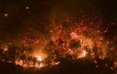 Пожары в Калифорнии: апокалиптическая картина - репортаж