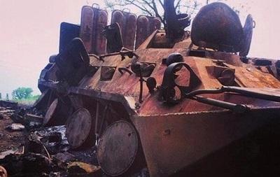 За время проведения АТО был убит 21 военный, 65 - ранены - СМИ