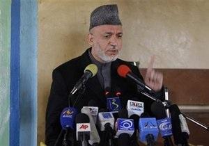 Обстрел кортежа в Мардже: талибы перепутали Карзая с британским премьером