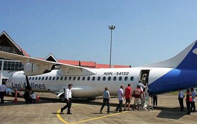 В Лаосе разбился самолет с высокопоставленными военными на борту