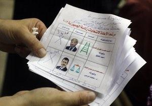 В Египте обещают объявить имя президента в воскресенье